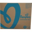 PAMPERS TAILLE 4 ACTIVE BABY DRY 174 COUCHES PACK 1 MOIS